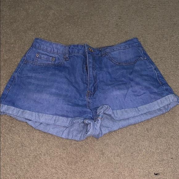 Forever 21 Pants - Forever 21 Denim Shorts